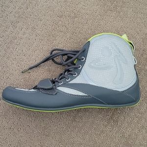 Zumba Z-Top high top shoes